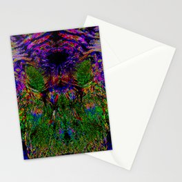 Inside the Painting Stationery Cards