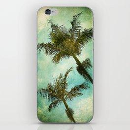 I'M BAAAACK!!! iPhone Skin