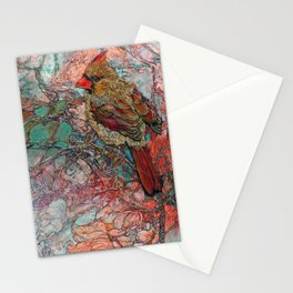 Thicket Starlet Stationery Cards