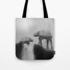 Big Walker Is Watching You Tote Bag