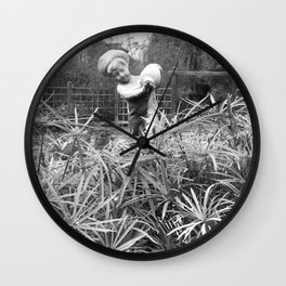 The water boy Wall Clock