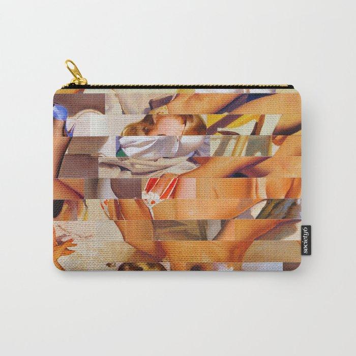 The Young and the Restless (Provenance Series) Carry-All Pouch