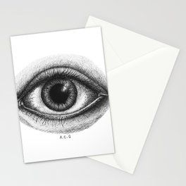 The Omniscient Eye Stationery Cards