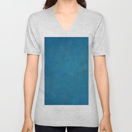 blue_logo Unisex V-Neck