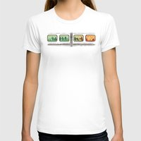 subway T-shirts featuring Ground Zero - Zombie Subway by Picomodi