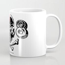 808 Skull Coffee Mug