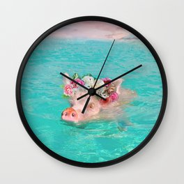 Whistle your soundtrack, daydream your future. Wall Clock