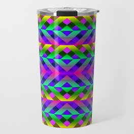 Rainbow Scaffolding Travel Mug