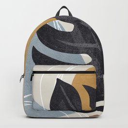 Abstract Tropical Art I Backpack