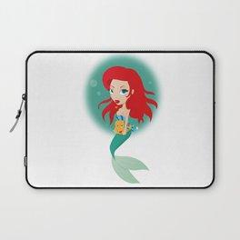 Sweet Mermaid Laptop Sleeve