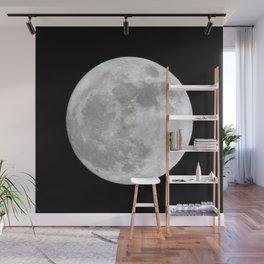 Full Moon Wall Mural