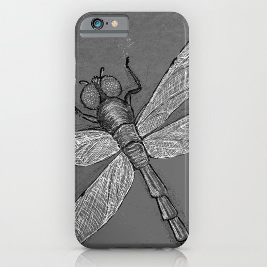 Petrified Dragonfly iPhone & iPod Case