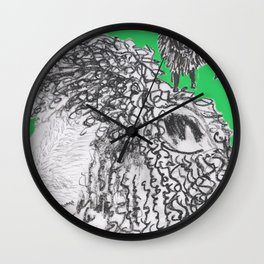 Lincoln Wall Clock