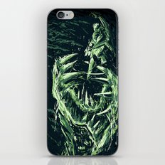 Metroid Metal: M2Q- End of the Line iPhone & iPod Skin