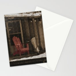 Old Cabin Stationery Cards