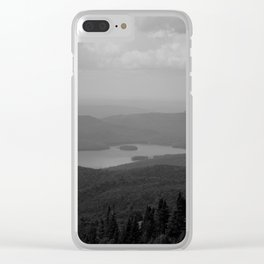 Mont-Tremblant, Canada Clear iPhone Case