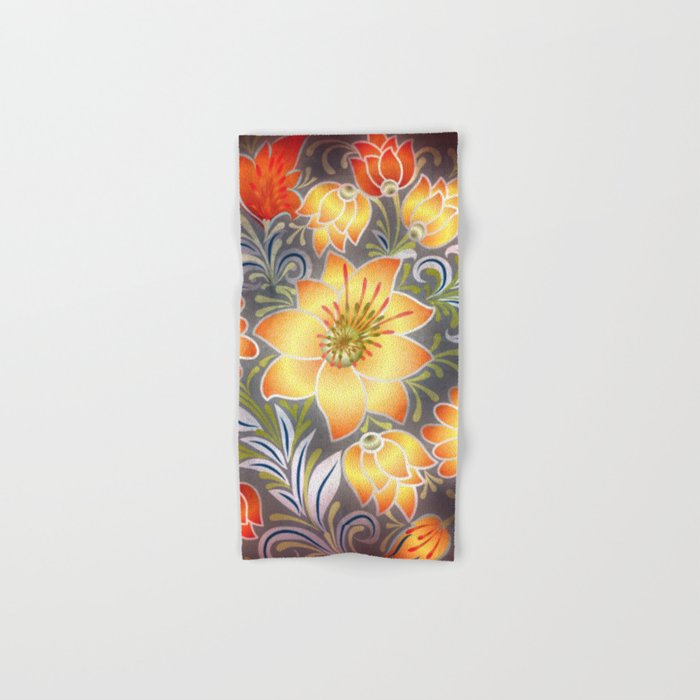 Shabby flowers #3 Hand & Bath Towel