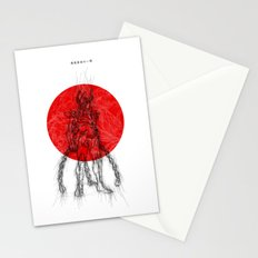 Ikki 4 Japan Stationery Cards