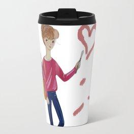 Love Matters Travel Mug