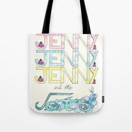 For Jenny Tote Bag