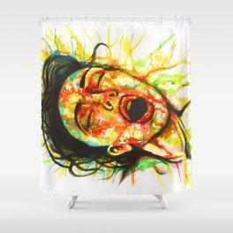 Moan Shower Curtain