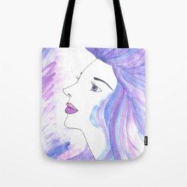 Cool Breeze Nymph Tote Bag