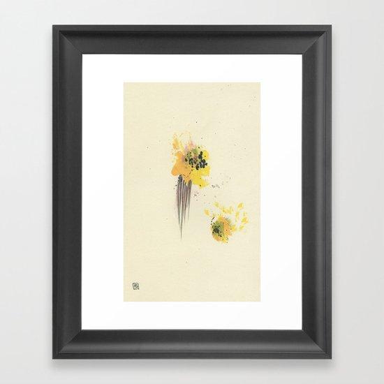 Soma Framed Art Print