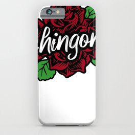 Mexican Girl Chingona iPhone Case