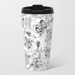 Polypus Filamentum (Pattern) Travel Mug