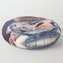 Not a Bully: Cain Floor Pillow