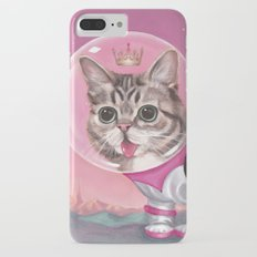 Supersonic Space Princess iPhone 7 Plus Slim Case