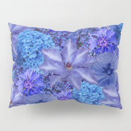 Blue is the color of faithfulness Pillow Sham