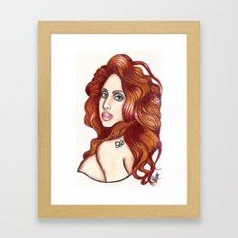 Artpop Framed Art Print