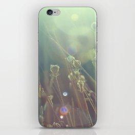 grass dreams iPhone Skin