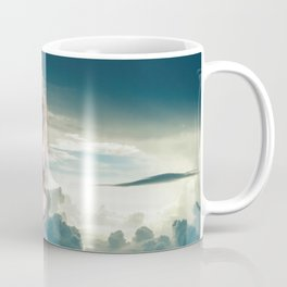 Dancers in the Sky Coffee Mug