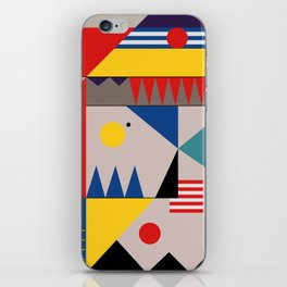 LANDSCAPES FROM THE PAST iPhone Skin