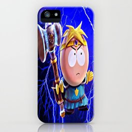Thor Butters iPhone Case