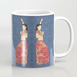 Belly dancer 5 Coffee Mug