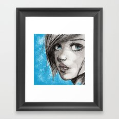 Shannon Framed Art Print