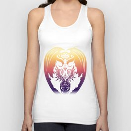 Sunrise Bahamut Unisex Tank Top