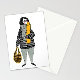 Moments in New York: Love Baguette Stationery Cards