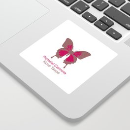 Butterfly 1 Sticker