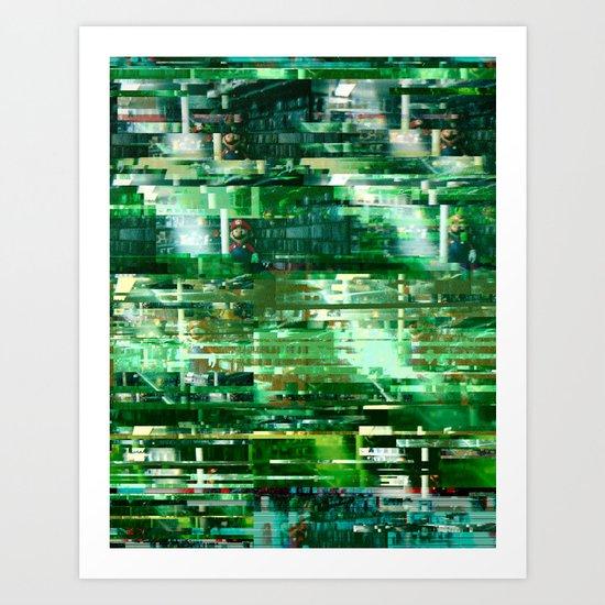 JPGG64SMB Art Print