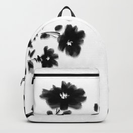Large Daisy Design Backpack