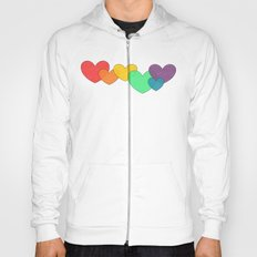 Love is a Rainbow Hoody