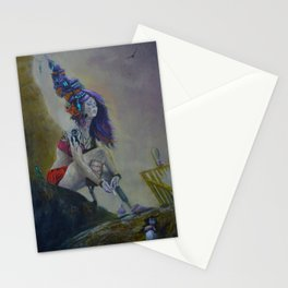 Robot 57 Stationery Cards