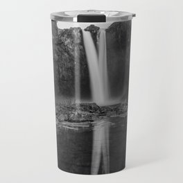 Reflecting Falls Travel Mug