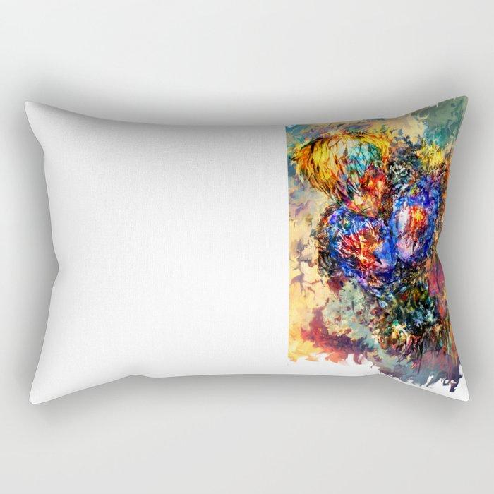 Genos Rectangular Pillow