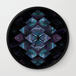 Dicephalous Dragon (Mana) Wall Clock