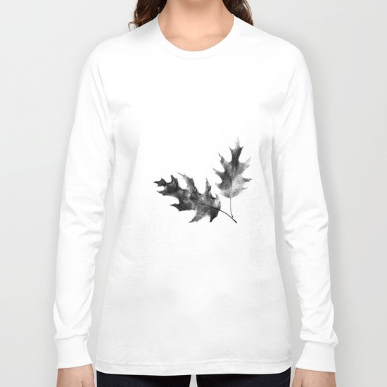 two leaves Long Sleeve T-shirt